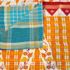 Fab.com | Vintage Kantha Quilt