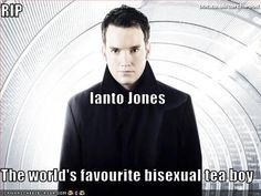 RIP Ianto Jones The worlds favourite bisexual tea boy