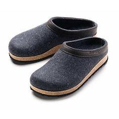 Haflinger Wool Felt Slipper | Shoes
