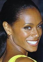 Jada Pinkett Smith ( #JadaPinkettSmith ) - an American actress, dancer, songwriter, co-creator of and singer in the metal band Wicked Wisdom, and businesswoman who appeared in over 20 films as Scream 2, Ali, The Matrix Reloaded, The Matrix Revolutions, and in the Madagascar series - born on Saturday, September 18th, 1971 in Baltimore, Maryland, United States