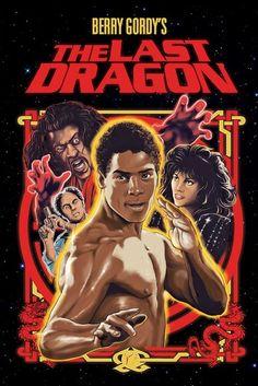 El último dragón (1985) HDTV | clasicofilm / cine online