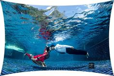 Team ConsciouSpace® describe how they planned an exciting underwater photoshoot for a hydrophobic couple! Read More »