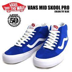 9b383bdca91c VANS MID SKOOL PRO 50th VN000Z15J6O  blast ol5053  -  39.99   Vans Shop