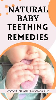 Baby teething symptoms and natural remedies. What are the first signs of teething? Find out in this post and how to sooth a teething baby with the best teethers, teething biscuits and hacks for toys that are perfect teethers. Tips for new moms about what to use and what not to use like teething gel and a teething necklace.   #babyteething #teethingremedies #teethinghacks #teethingsymptoms Baby Teething Symptoms, Teething Signs, Best Teething Toys, Baby Teething Remedies, Teething Gel, Natural Teething Remedies, Amber Teething, Natural Remedies, What To Use