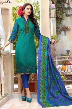 Suryajyoti Trendy Cottons Vol-35 cotton Suits (20 pc catalog)