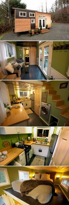Marvelous and impressive tiny houses design that maximize style and function no 66 – DECOOR