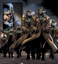 All about Madrox the Multiple Man (James Madrox), via Comic Vine