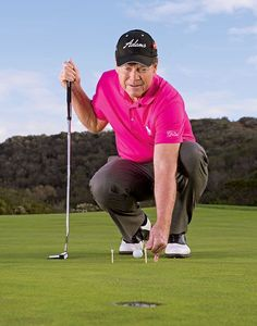 Hitting It Solid together with Australian Golf Digest and Professional Tom Watson share how to sink more putts on the golf course. Golf Training, Weight Training, Running Drills, Golf Books, Golf Putting Tips, Best Football Players, Golf Instruction, Golf Lessons, Play Golf