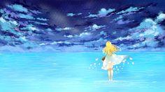 Your Lie in April (四月は君の嘘) - Kawori Miyazono (宮園 かをり)