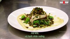 Dish: Branzino by Karen & Quinn Hatfield. Team Challenge. Masterchef Season 3.