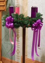 advent decoration in church - Google Search Lent Decorations For Church, Altar Decorations, Altar Flowers, Church Flowers, Christmas Flowers, Christmas Candles, Fall Wreaths, Advent Wreaths, Advent Candles
