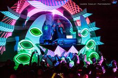 Shpongle at The International - Knoxville, TN #edm