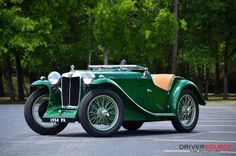 1934 MG PA photo by Juan Antonio Boada