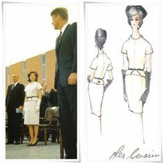 """"""" Como primera dama, Jacqueline Bouvier Kennedy revolucionó el gusto de la nación """", dijo Hamish Bowles, editor de Vogue USA. Fue en los añ..."""