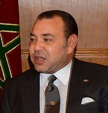 7/23/1999 MOROCCO: Mohammed VI is the King of Morocco. He ascended to the throne upon the death of his father, King Hassan II.  Wikipedia .