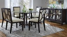 Planet Dining Room Set