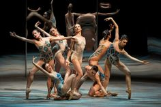 The Royal Ballet in Trespass, Metamorphosis: Titian 2012. © ROH/Johan Persson, 2012., via Flickr.