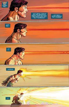 Testing the Super Flare-Superman #40