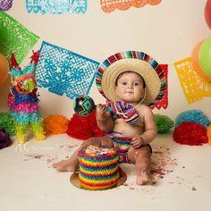 Fiesta wear Bow Ties Suspenders Ruffle by MisCorazonesBoutique Mexican Birthday Parties, 2nd Birthday Party Themes, Fiesta Theme Party, Baby Boy 1st Birthday, Birthday Ideas, Birthday Photos, Birthday Cakes, Ballon Party, Diy Halloween Dekoration