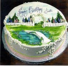 painted cake - Bing Immagini