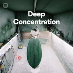 Deep Concentration  #NowPlaying