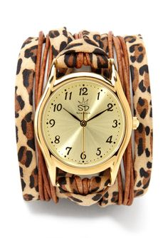 Leather Wrap Watch                                                                                                                                                                                 More