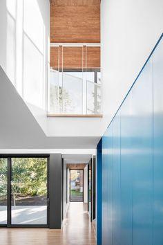 Residence au Bic, NatureHumaine, современные частные дома фото, оформление…