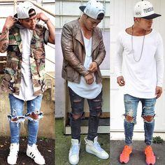 My three last favorit Outfit, let me know wich one do u prefer ? @champaris75 ❓❗️ #champaris75 #champaris