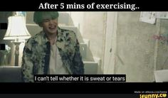 Blood, sweat., tears, and time to go back to Bangtan.