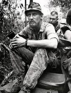 """Vietnam Photojournalists - Hubert van Es (6 July 1941 – 15 May 2009) was a Dutch photographer and photojournalist who took the well-known photo on 29 April 1975, which shows South Vietnamese civilians scrambling to board a CIA Air America helicopter during the U.S. evacuation of Saigon. The picture was taken a day before the Fall of Saigon.  Van Es was variously known in his working life as """"Hu"""", anglicized """"Hugh"""" and nickname """"Vanes,"""" to rhyme with """"planes""""."""