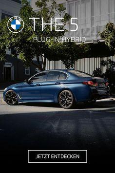 Eleganz und Effizienz. Du musst Dich nicht entscheiden. THE 5. Der BMW 530e Plug-In Hybrid. #electrifyou  BMW 530e: 215 kW (292 PS), Kraftstoffverbrauch von 1,6 l/100 km bis 1,3 l/100km, Stromverbrauch von 18,9 kWh/100 km bis 16,3 kWh/100 km, CO2-Emission von 36 g CO2/km bis 31 g CO2/km. Angegebene Verbrauchs- und CO2-Emissionswerte ermittelt nach WLTP. Bmw Z4 Roadster, Bmw X7, Bmw M235i, Bmw 5 Touring, Co2 Emission, Limousine, Ps, Automobile, Places To Visit