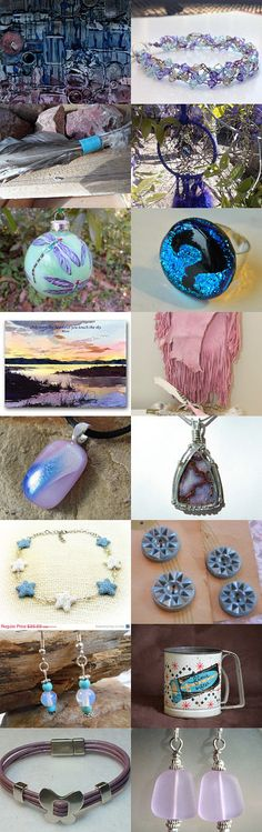 The Lower End of the Color Spectrum by Laura Sultan on Etsy--Pinned with TreasuryPin.com