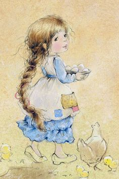 Mignonnes illustrations serie L  (K.B)