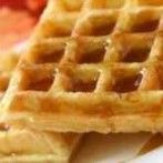 Cinnamon Buttermilk Soy Waffles (Atkins Diet Phase 1 Recipe)