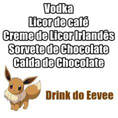 Poke Drink do Eeevee