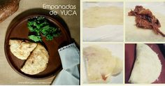 Empanadas de yuca (sin harina)