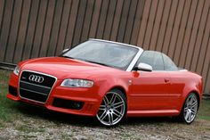 2008 Audi RS 4 Cabriolet - http://www.4gbnews.net/2008-audi-rs-4-cabriolet/