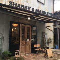 やっと行けたー!欲しいものだらけ!どこを切り取っても絵になるなぁ。 #シャビーズマーケットプレイス #shabbysmarketplace
