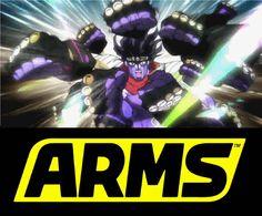 Obligatory ARMS jojoke