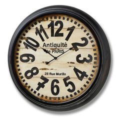 Ceas vintage antiquite Paris