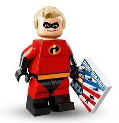 **NEW** LEGO Custom Printed GENIE w// TUX Aladdin Minifigure