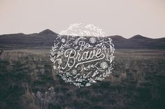 Lettering Set (Collaboration Series 1) by Noel Shiveley, via Behance