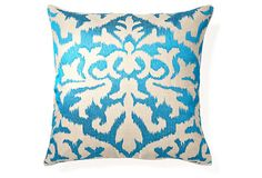 Shalini Kakar launched Design Accents after working as a textile designer for twenty years. The company's pillows are made using traditional...
