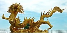 Dragon is a symbol of wealth, power, opportunities and strong Yang male energy. It doesn't require any special place and having a feng shui dragon in almost any part of your home is auspicious.