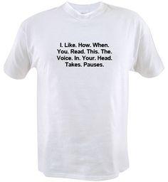 Funny T-Shirt, $11.99