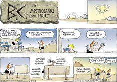 Sunday April 5, 2015 | B.C. Comic Strip