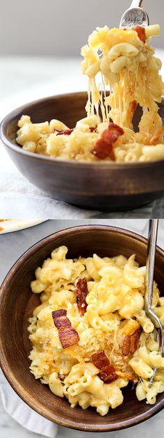 5-cheese mac and cheese