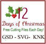 Free Christmas Svg Files | Free Christmas GSD Files- Free Christmas SVG Files
