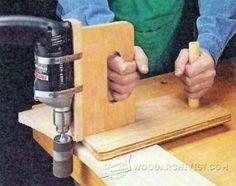 DIY Edge Sander - Sanding Tips, Jigs and Techniques - Woodwork, Woodworking, Woodworking Plans, Woodworking Projects Woodworking Machinery, Woodworking Jigs, Woodworking Projects, Wood Tools, Diy Tools, Sanding Tips, Sanding Wood, Small Drill Press, Oscillating Spindle Sander