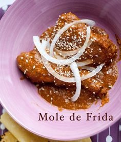 Five Mexican Recipes to make for the Day of the Dead